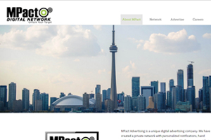 Toronto Freelance Web & Graphic Designer